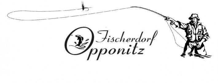 Logo des Fischerdorfes Opponitz